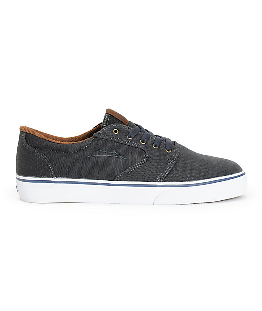 Lakai Fura Phantom Canvas Skate Shoes