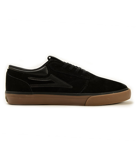 Lakai Griffin Suede Skate Shoes