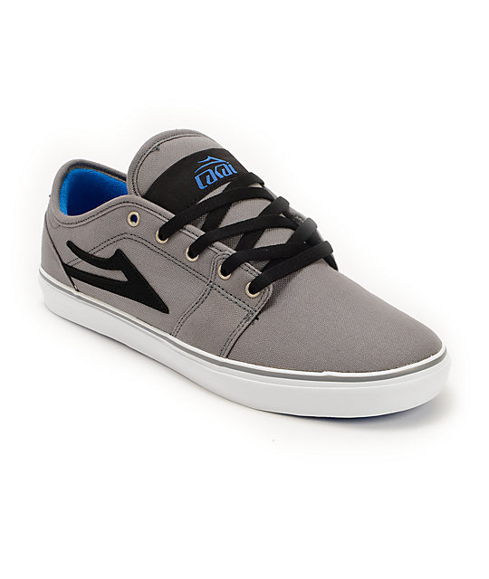 Lakai Judo Castlerock Canvas Skate Shoes