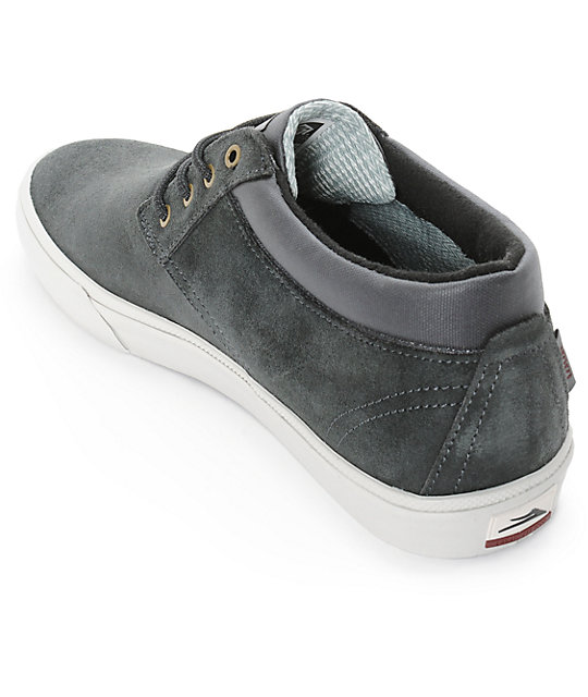 Lakai MJ Mid All-Weather Skate Shoes