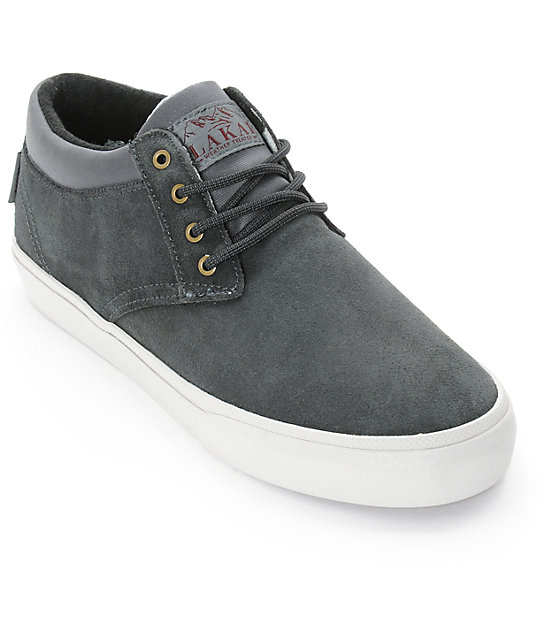 Balance Board Zumiez: Lakai MJ Mid All-Weather Skate Shoes
