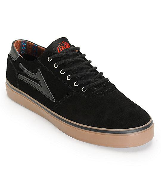 Lakai Manchester Lean Skate Shoes
