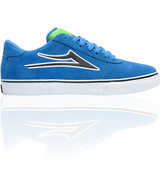 Lakai Manchester Royal Suede Skate Shoes