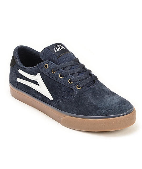 Lakai Pico Suede Skate Shoes
