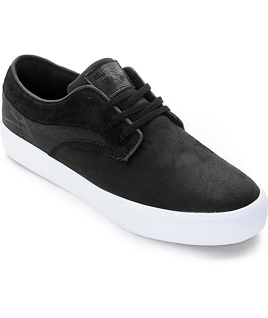 Lakai Riley Hawk Oiled Suede Skate Shoes