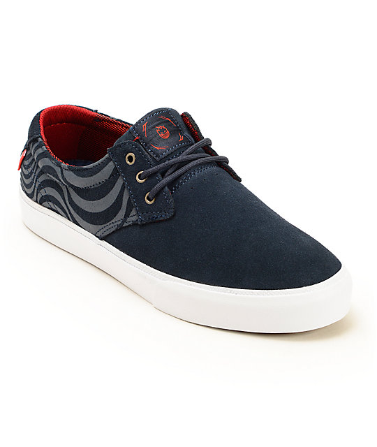 Lakai x Spitfire MJ Skate Shoes