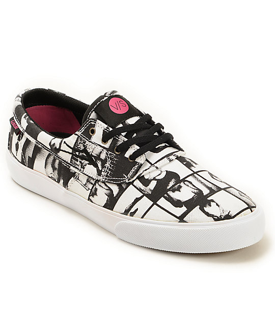 Lakai x Van Styles Camby Skate Shoes