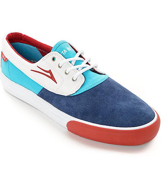 Lakai x Workaholics Camby Skate Shoes
