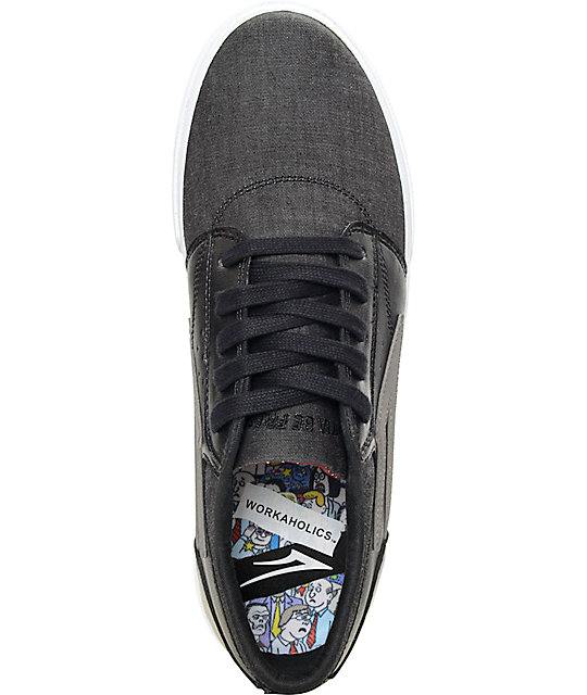 Lakai x Workaholics Griffin Skate Shoes