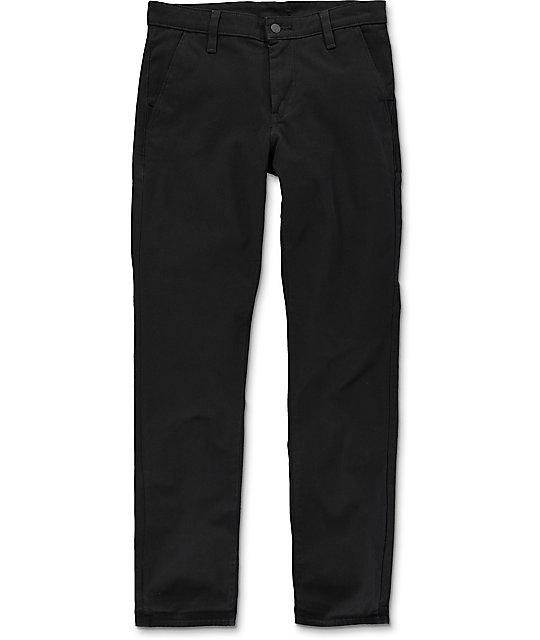 Levi's Commuter 511 Black Slim Fit Pants