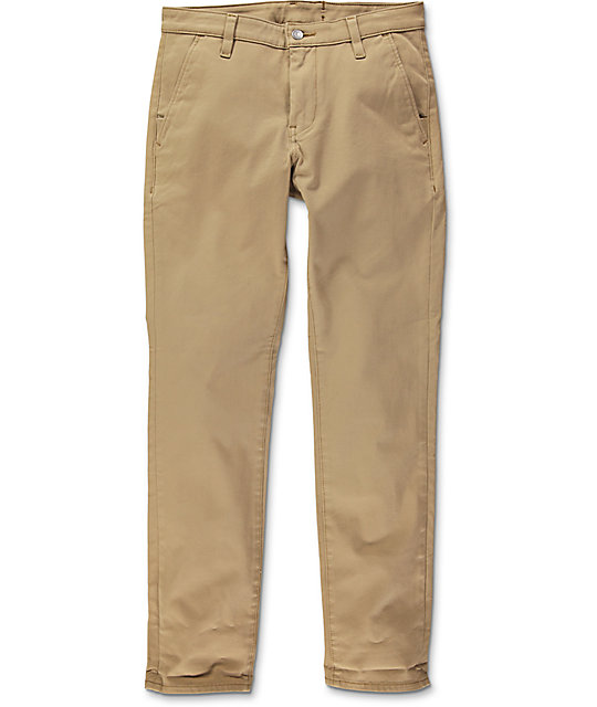 Levi's Commuter 511 Harvest Gold Slim Fit Pants