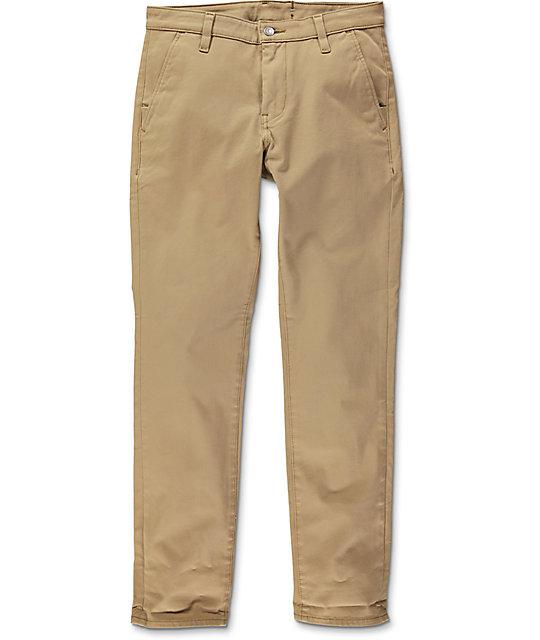 Levi's Commuter 511 Harvest Gold Slim Fit Pants