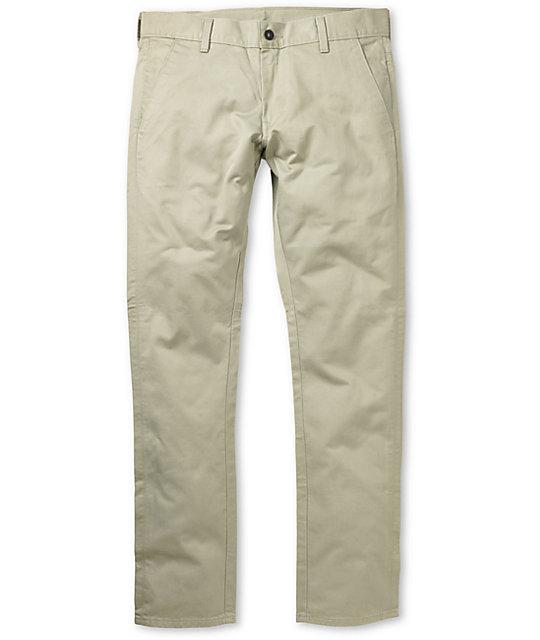 Levis 511 Atomic Grey Twill Skinny Fit Pants