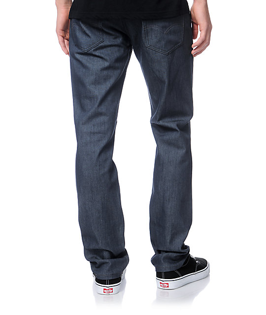 Levis 511 Rigid Grey Skinny Jeans