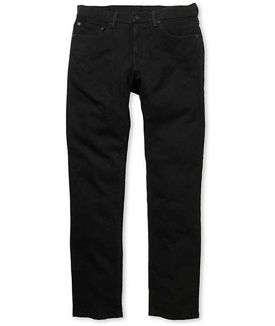Levis 511 Stretch Denim Black Skinny Jeans at Zumiez : PDP