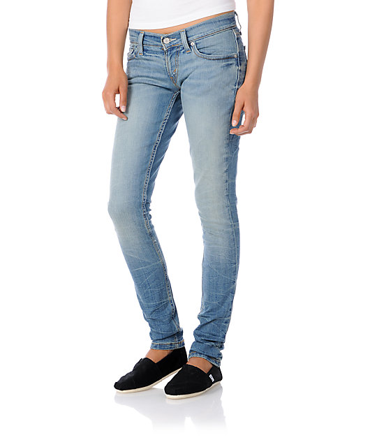 Levis 524 Superlow Explosive Soundtrack Skinny Jeans