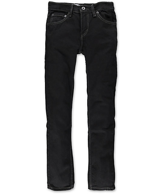 Black Jeans For Boys - Xtellar Jeans