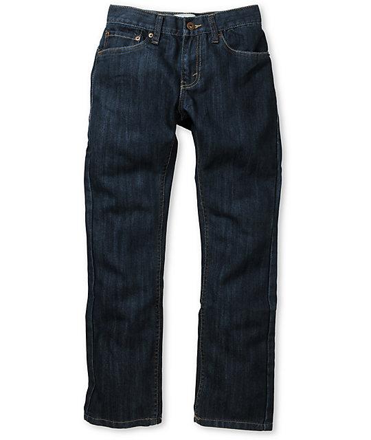 Levi's 511 skinny jeans dark blue