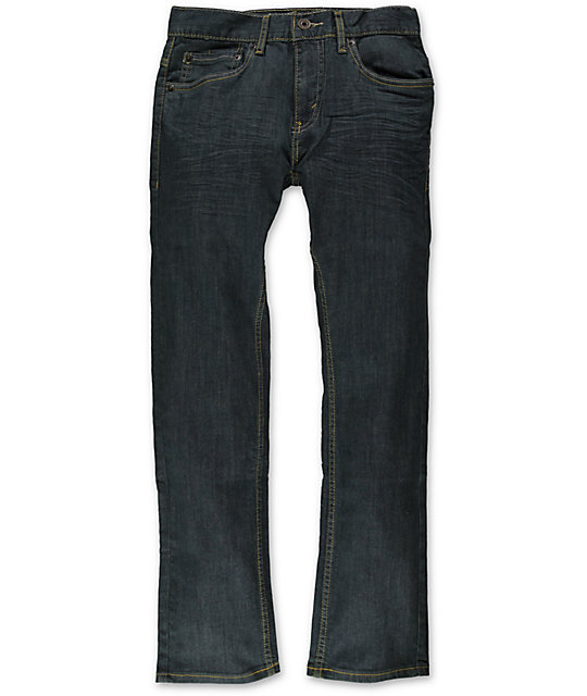 Levis Boys 511 Rinsed Playa Slim Fit Jeans