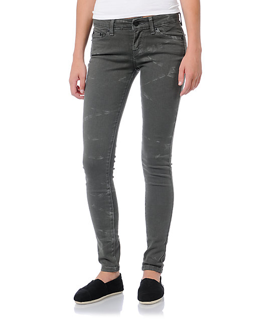 Levis Silver Smoke Grey Jeggings