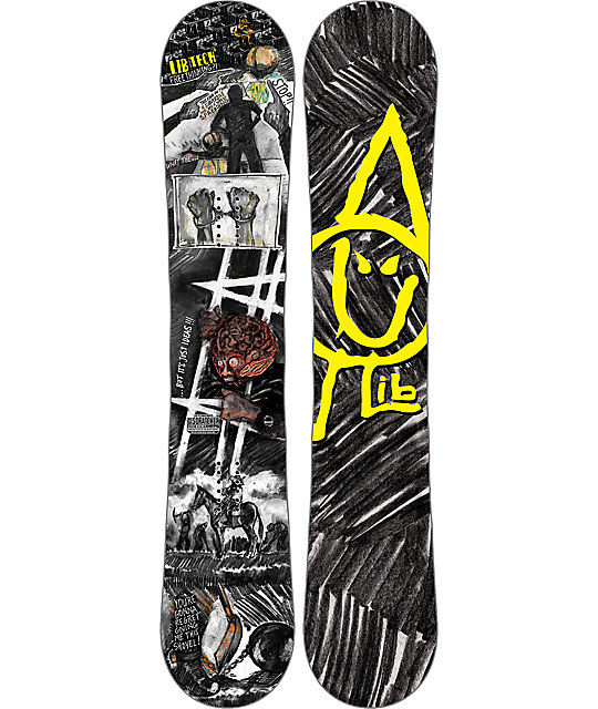 Lib Tech Box Scratcher BTX 157cm Snowboard