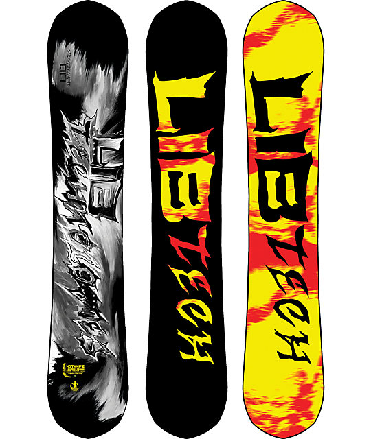 Lib Tech Hot Knife C3 BTX 156cm Snowboard