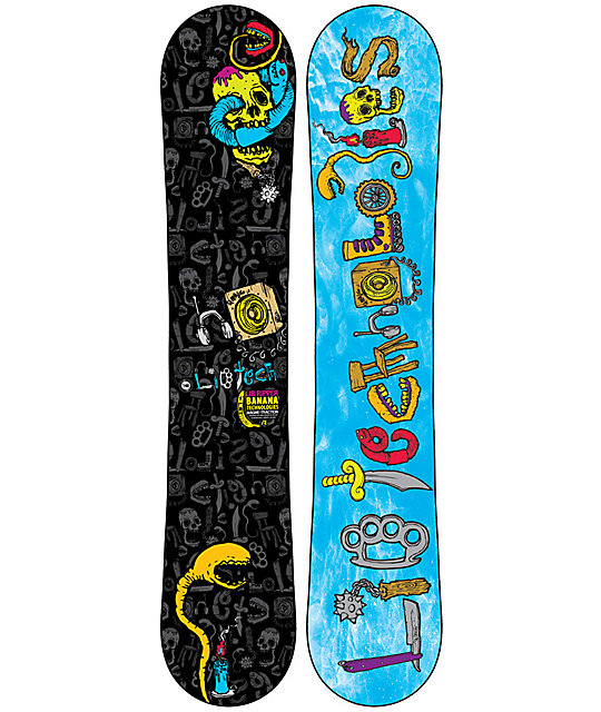 Lib Tech Ripper BTX 110cm Kids Snowboard