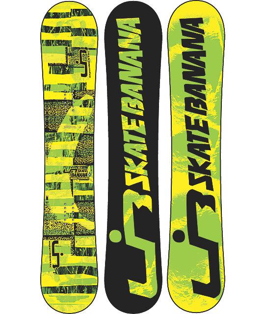 Lib Tech Skate Banana BTX 154cm Mens Snowboard