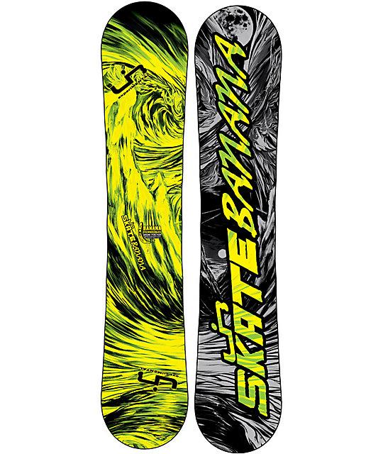 Lib Tech Skate Banana BTX 156cm Wide Snowboard