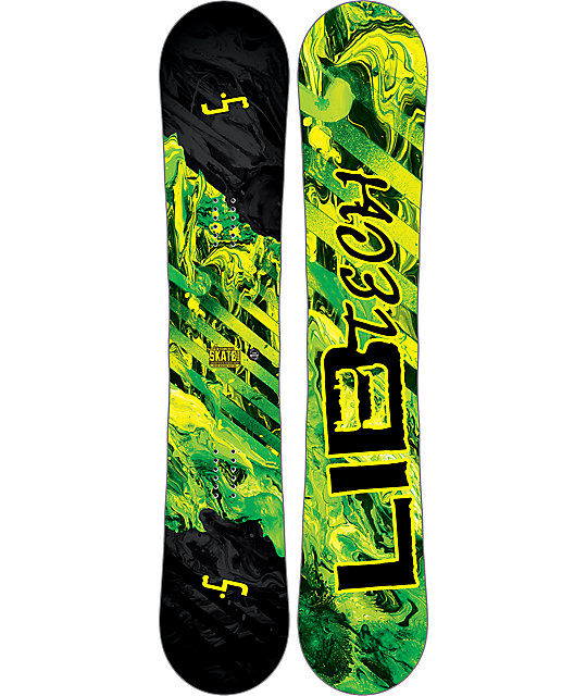 Lib Tech Skate Banana BTX 159cm Wide Snowboard