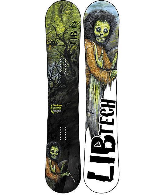 Lib Tech Skunk Ape C2 BTX 161cm Wide Snowboard