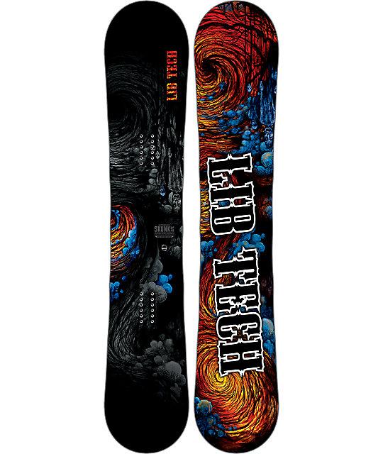 Lib Tech Skunk Ape C2 BTX 169cm Wide Snowboard