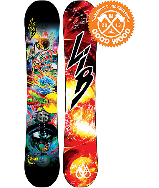 Lib Tech T. Rice Pro C2 BTX 157cm Snowboard