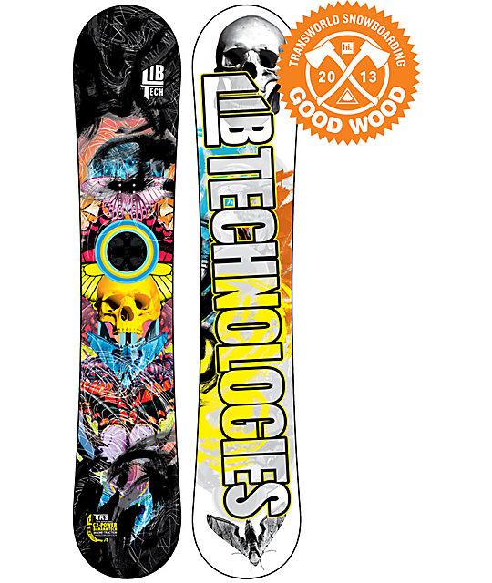 Lib Tech TRS C2 BTX 154cm Snowboard