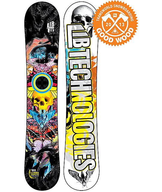 Lib Tech TRS C2 BTX 162cm Snowboard