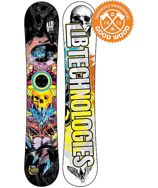 Lib Tech TRS C2 BTX 167cm Snowboard