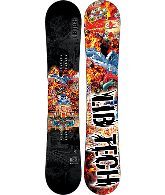 Lib Tech TRS XC2 BTX 157cm Snowboard
