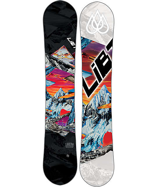 Lib Tech Travis Rice Pro C2 BTX 161.5cm Wide Snowboard