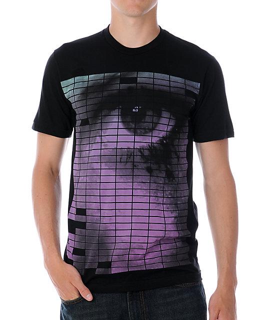 Lira Cubed Black T-Shirt