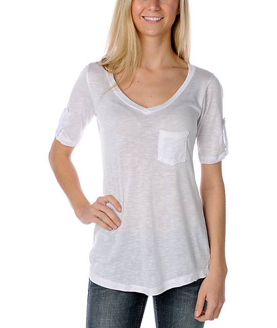Lira Laguna White Top