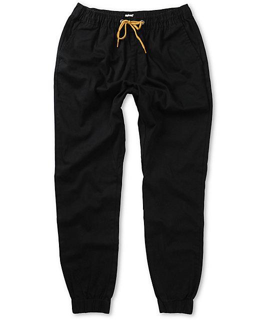 Lira Weekend pantalones joggers de tela asargada