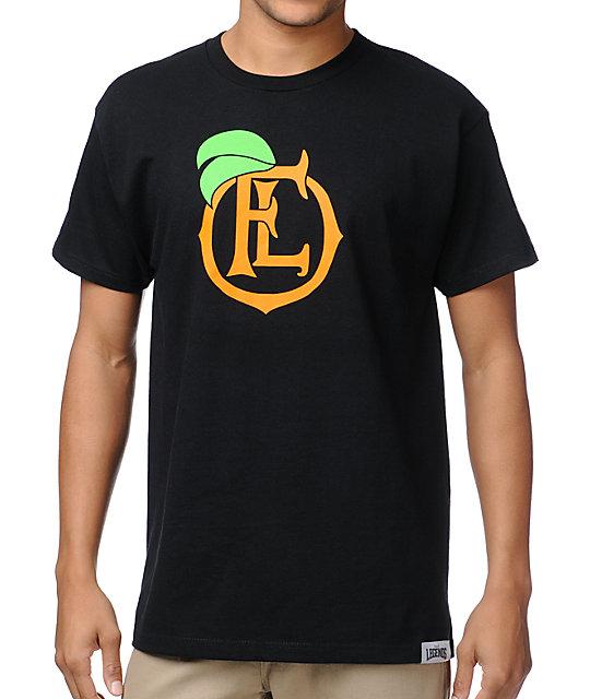 Local Legends Florangerida Black T-Shirt