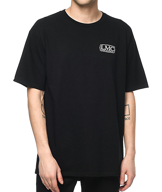 Loser Machine Dark Signs Black T-Shirt