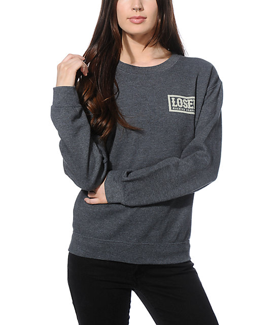 Loser Machine Flying High Crew Neck Sweatshirt