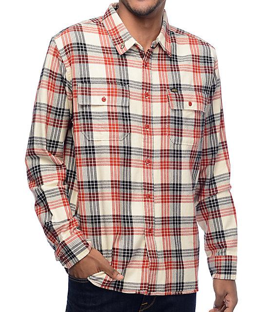 Loser Machine Mountain Antique Flannel Shirt