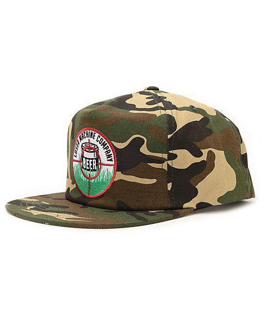 loser machine hat