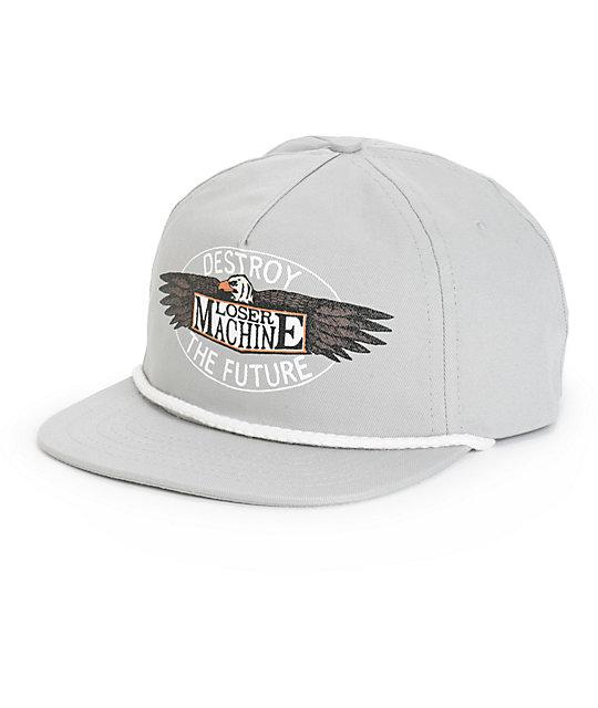 Loser Machine Westfield Snapback Hat