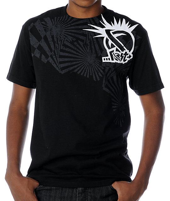 Lost Blaster Black T-Shirt