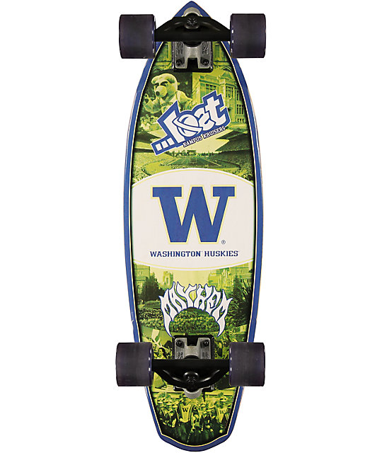 Lost Washington Huskies Rocket Mini 28
