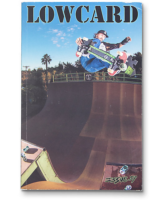 Lowcard Mag Issue No. 59